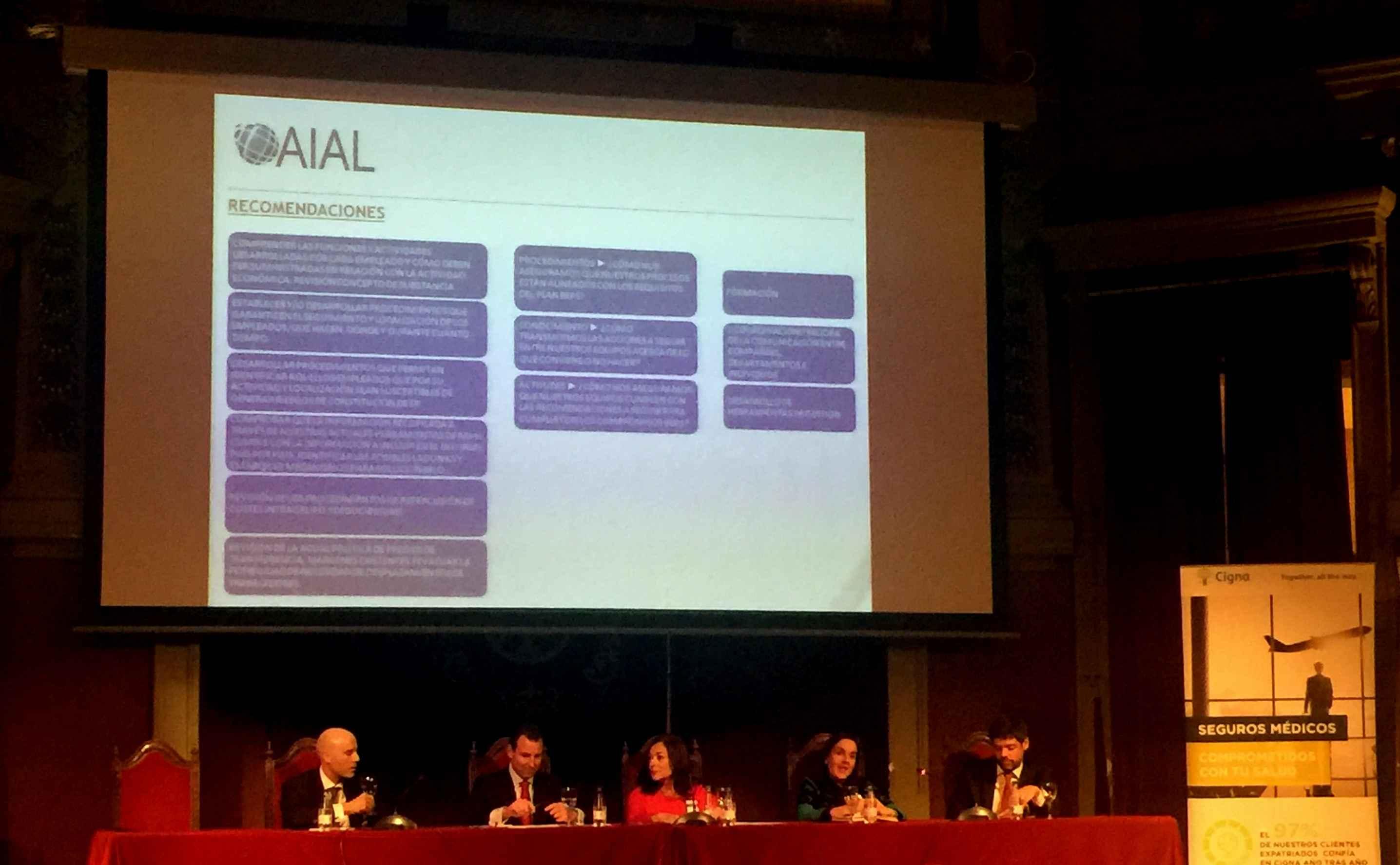 Expat Advisors I Congreso AIAL-10