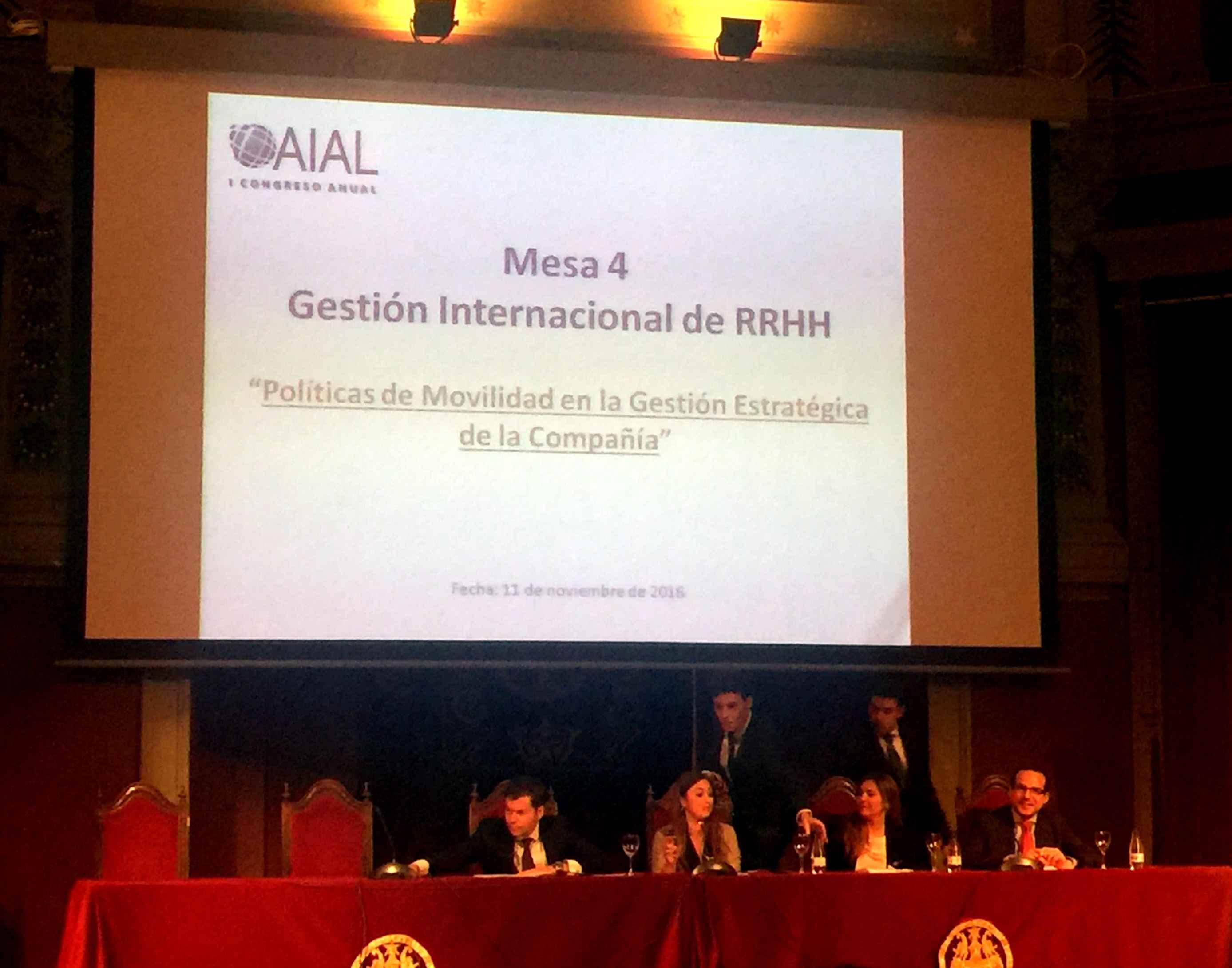 Expat Advisors I Congreso AIAL-12