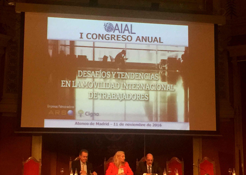 Expat Advisors I Congreso AIAL-13