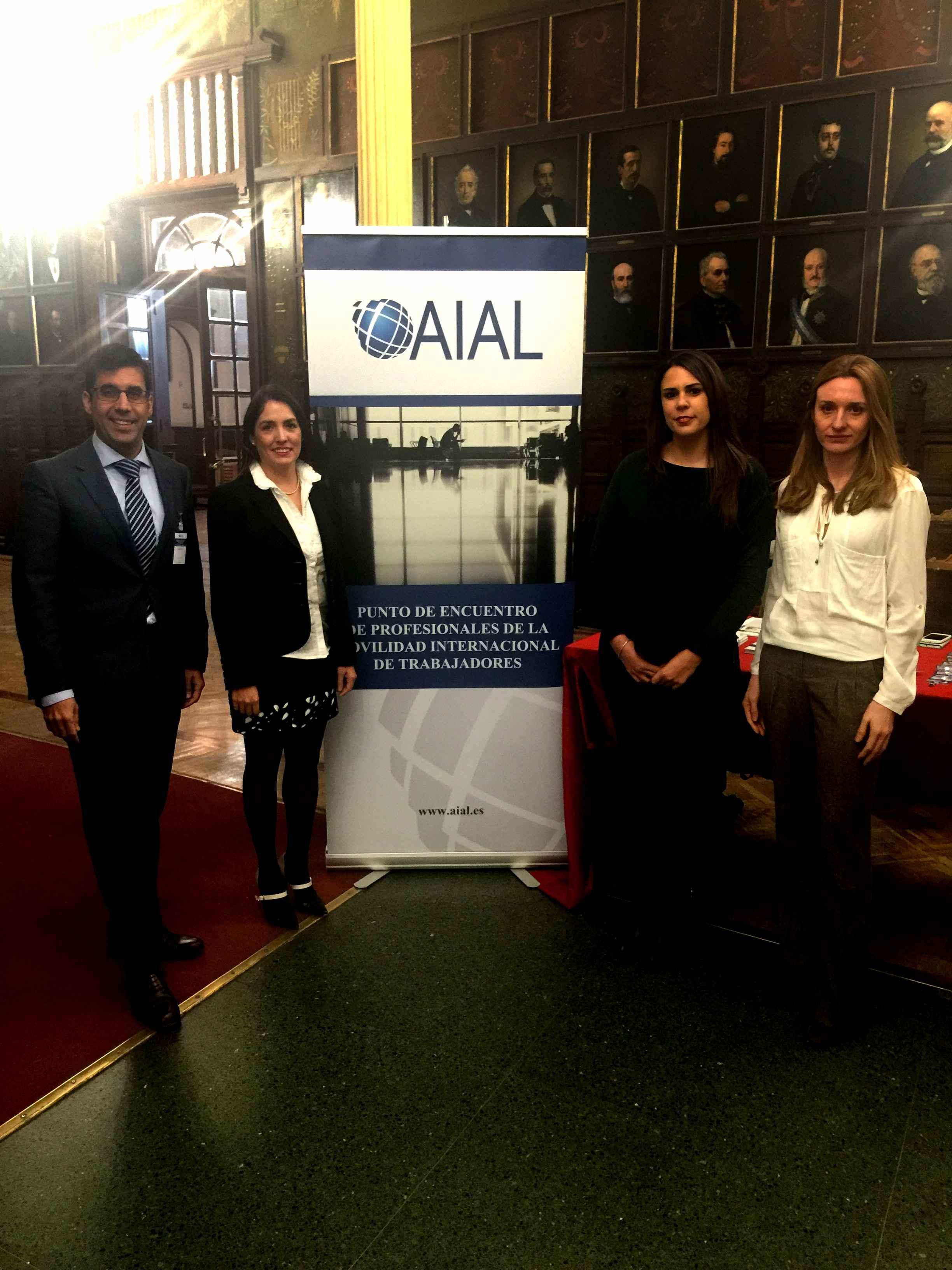 Expat Advisors I Congreso AIAL-15
