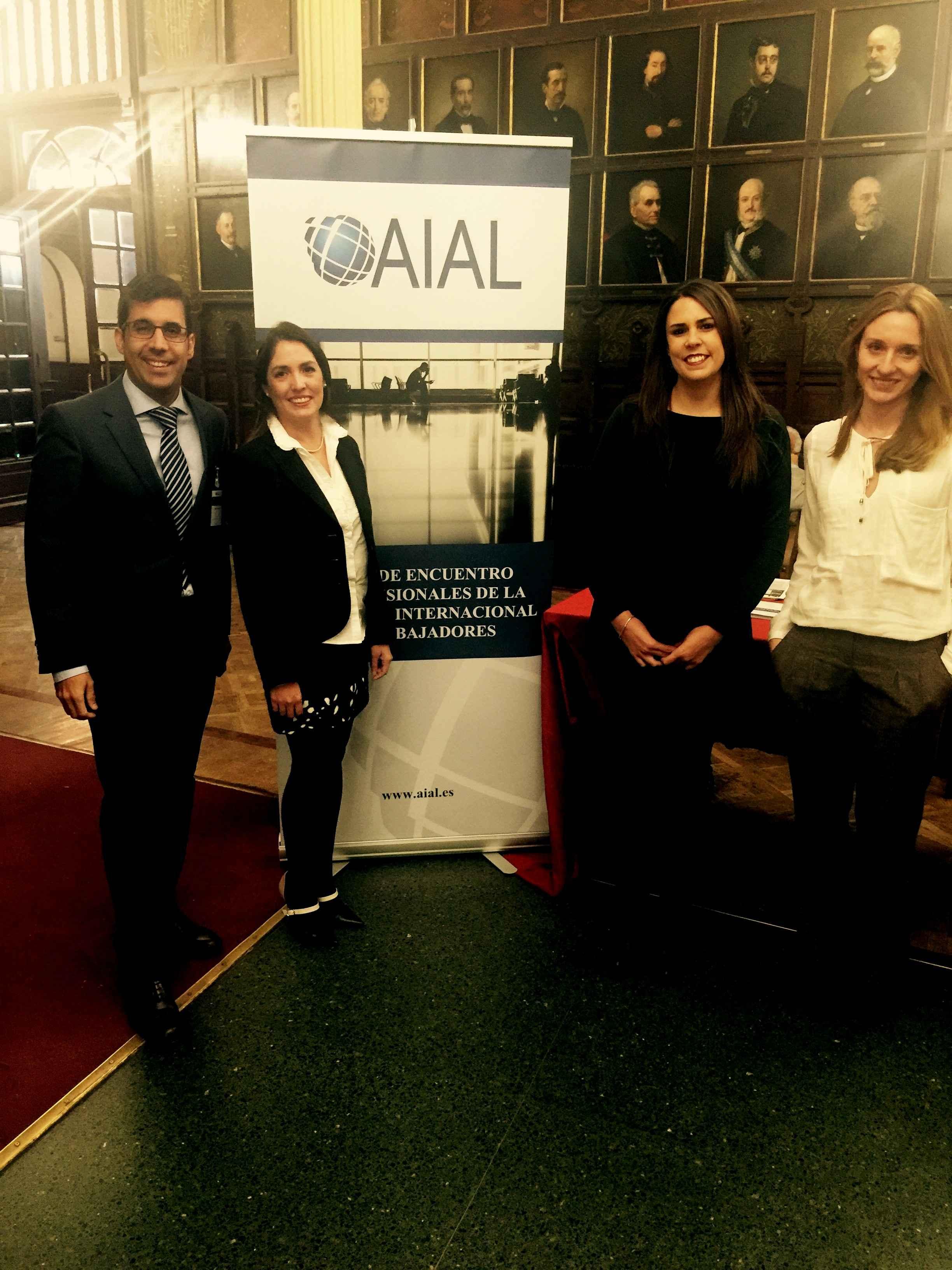 Expat Advisors I Congreso AIAL-16