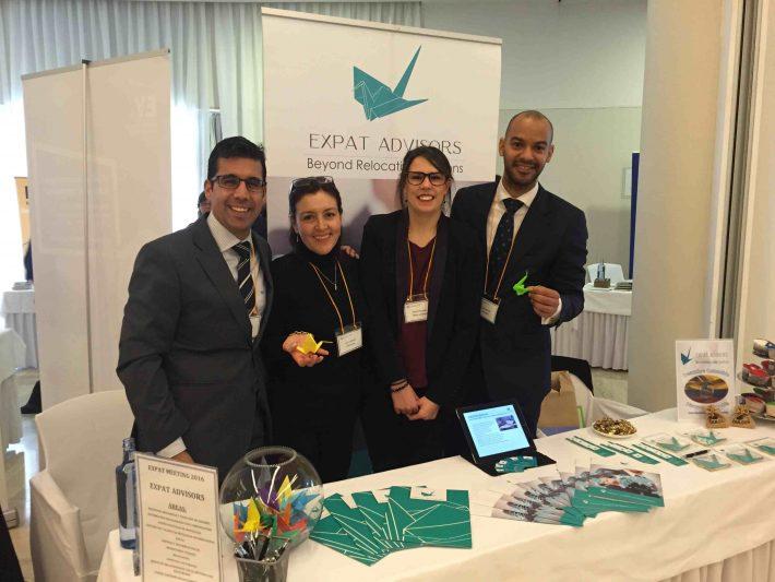 Expat Advisors en la V Feria Expat Meeting