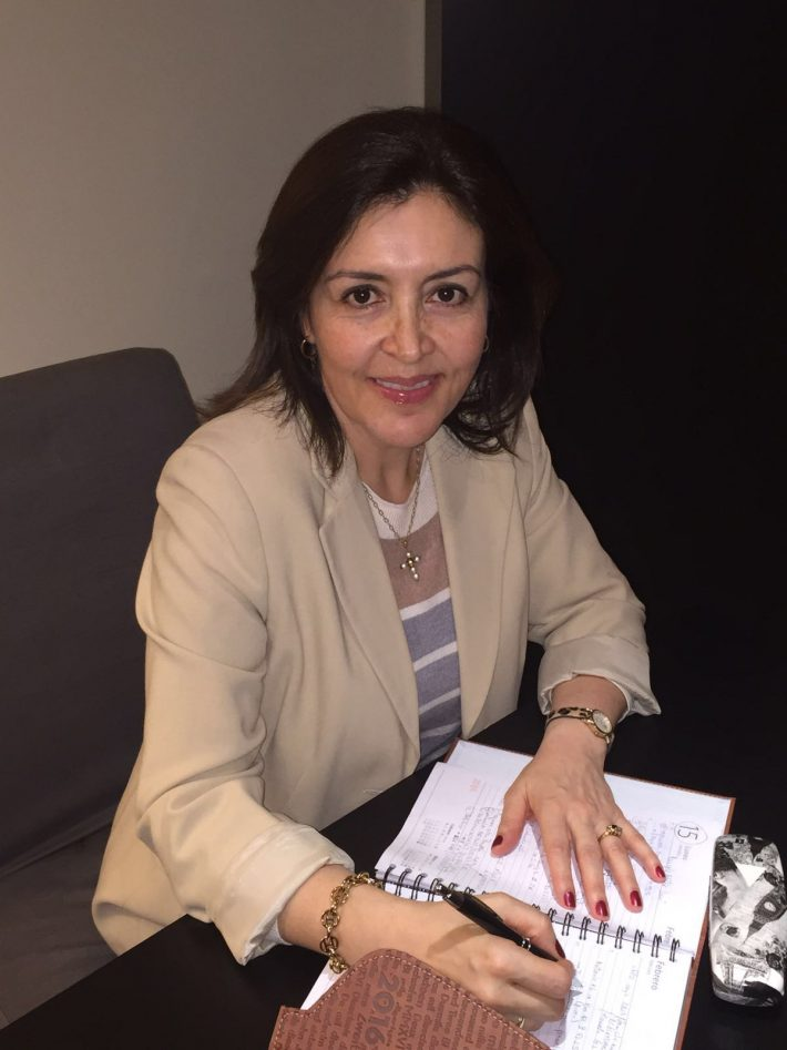 Sandra Barreto Restrepo, Country Manager de Expat Advisors Colombia