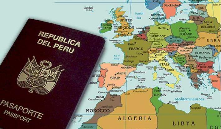 Perú: a partir de hoy la Unión Europea elimina la visa Schengen para los peruanos
