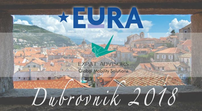 EURA Conference – Dubrovnik 2018 está cerca