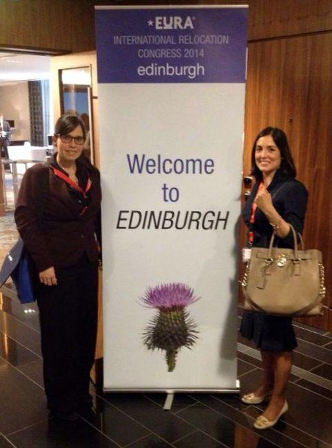 Expat Advisors asiste al evento de EuRA sobre Managing International Mobility.